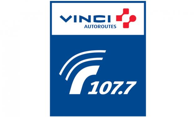 Logo Radio Vinci Autoroutes